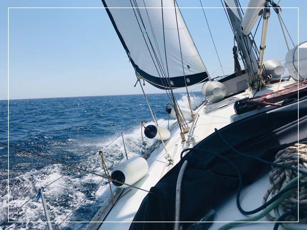 Sailing & Instructing - Stefan Nickol